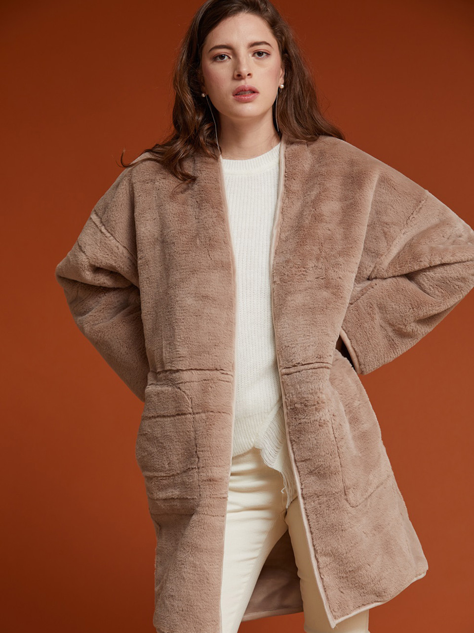 AHIN NEW WINTER REVERSIBLE COAT [XH-CO-255]